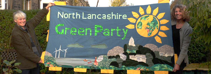 Welcome to North Lancashire Green Party